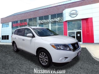Used 2016 Nissan Pathfinder S FWD For Sale In Richmond, VA