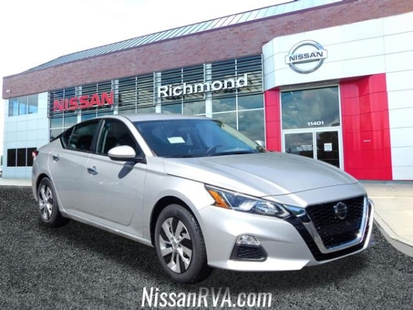 2020 Nissan Altima in Richmond, VA