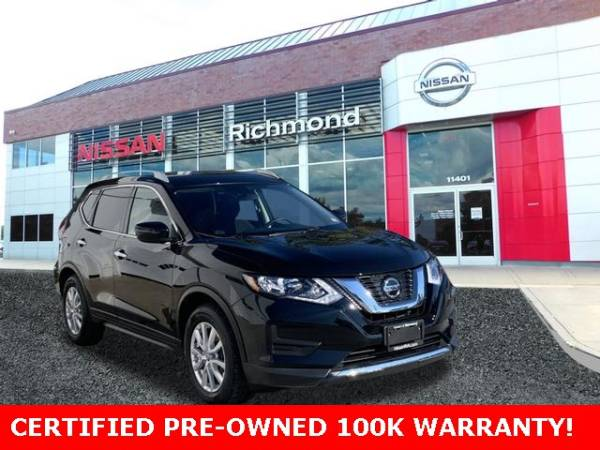 2019 Nissan Rogue in Richmond, VA