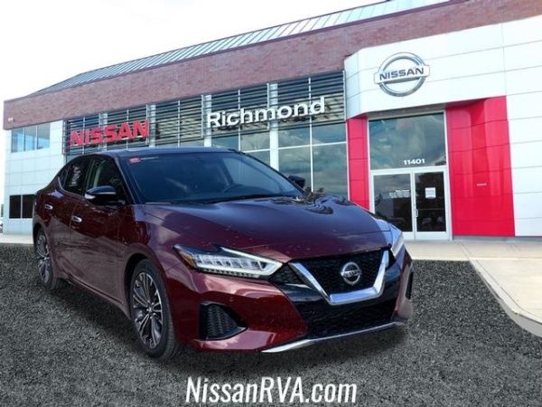 2019 Nissan Maxima in Richmond, VA