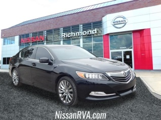 2016 Acura Rlx Fwd With Technology Package For In Richmond Va