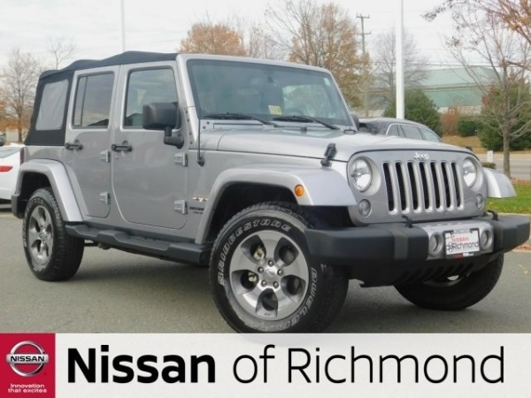2016 Jeep Wrangler in Richmond, VA