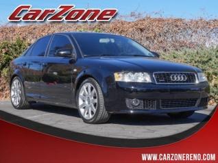 2004 Audi A4 Sedan 1 8t Quattro Manual For In Reno Nv