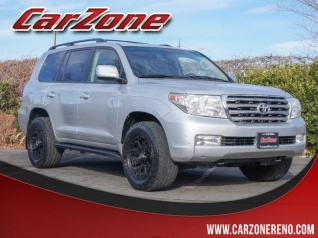 2017 Toyota Land Cruiser 4wd For In Reno Nv