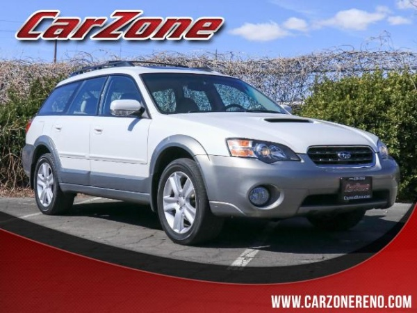 2005 Subaru Outback 25xt Limited With Black Interior Suv Auto For