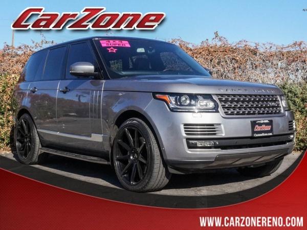 2013 Land Rover Range Rover in Reno, NV
