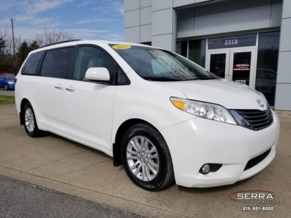 080b8a24d9 2011 Toyota Sienna XLE 8-Passenger V6 FWD For Sale in Madison
