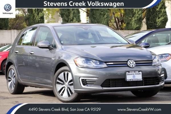 2019 Volkswagen e-Golf in San Jose, CA
