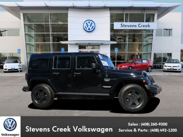 2012 Jeep Wrangler Unlimited Call Of Duty Mw3 4wd For Sale In San