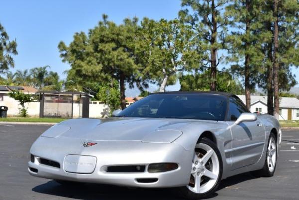 2002 Chevrolet Corvette in Sun Valley, CA
