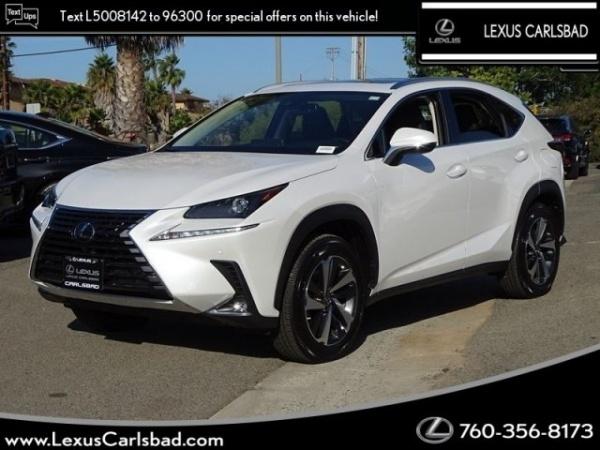 2020 Lexus NX in Carlsbad, CA