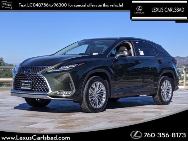 2020 Lexus RX in Carlsbad, CA