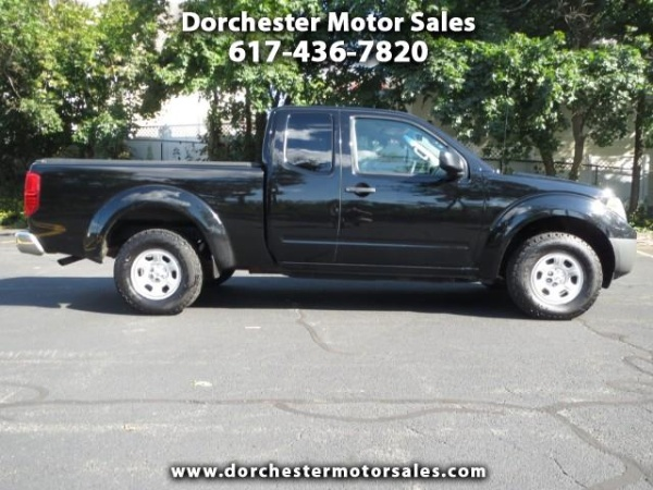 2014 Nissan Frontier King Cab, 4x2, S 4 Cyl Automatic