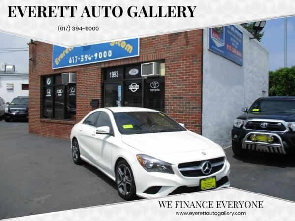 2014 Mercedes-Benz CLA CLA 250 4MATIC For Sale in Everett
