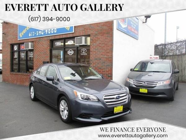 2016 Subaru Legacy in Everett, MA