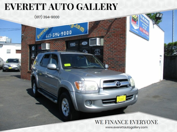 2006 Toyota Sequoia in Everett, MA