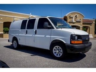 59a1c5c6c9 2013 Chevrolet Express Cargo Van 1500 RWD SWB for Sale in Pensacola