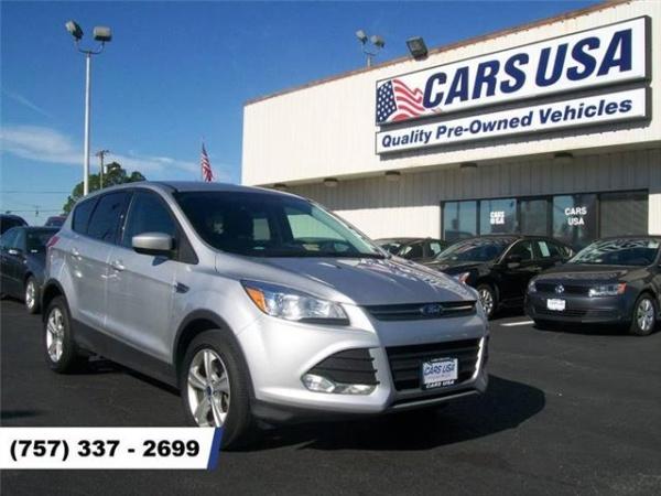 2015 Ford Escape in Virginia Beach, VA