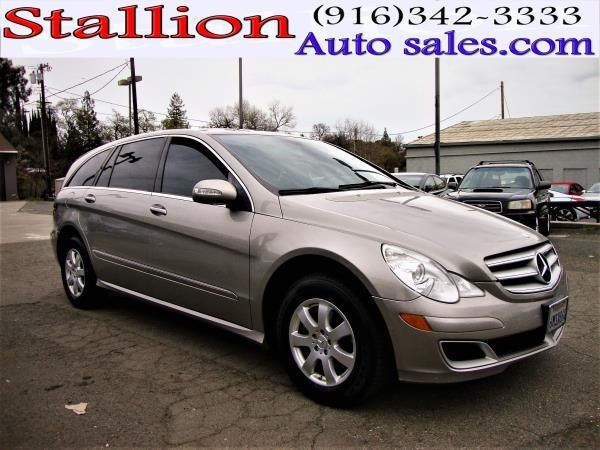 Used mercedes benz r for sale in stockton ca u s news for Mercedes benz sacramento rocklin