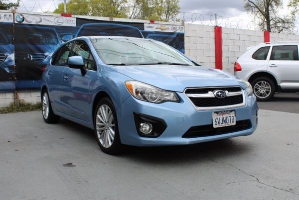 2012 Subaru Impreza in Sacramento, CA