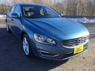 2017 Volvo S60 T5 Premier Plus Awd For In Westbrook Me