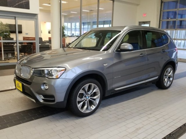 2016 BMW X3 in Westbrook, ME