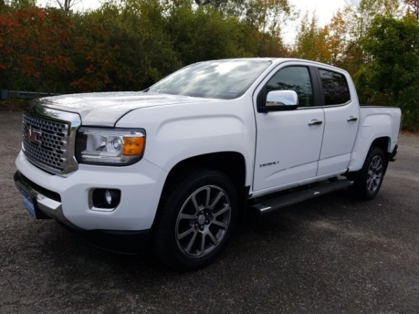 2017 GMC Canyon in Westbrook, ME
