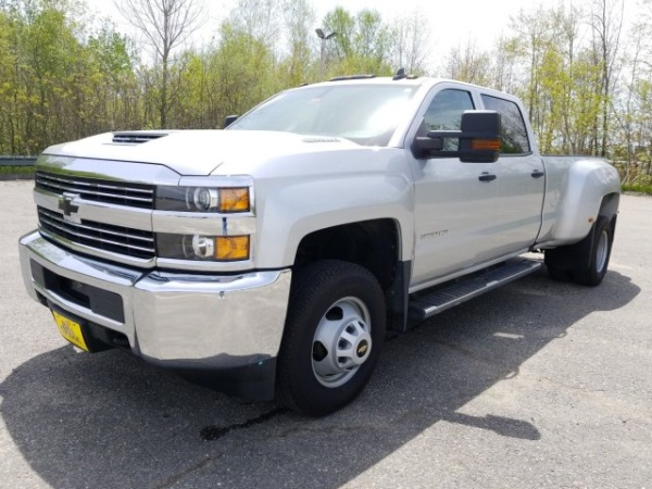 2018 Chevrolet Silverado 3500HD in Westbrook, ME