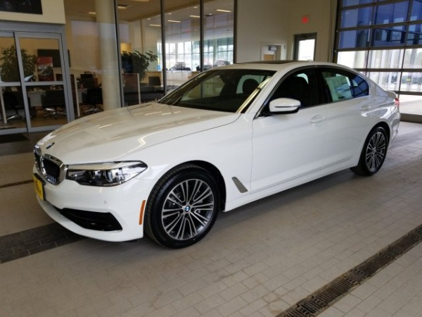 2019 BMW 5 Series in Westbrook, ME