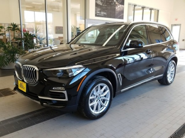 2020 BMW X5 in Westbrook, ME