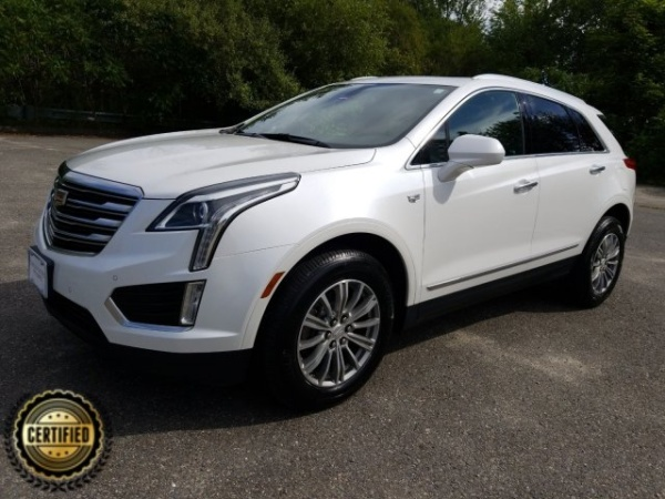 2017 Cadillac XT5 in Westbrook, ME