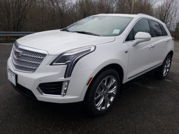 2019 Cadillac XT5 in Westbrook, ME