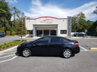 Toyota Gainesville Fl >> Used Toyota Corollas For Sale In Gainesville Fl Truecar