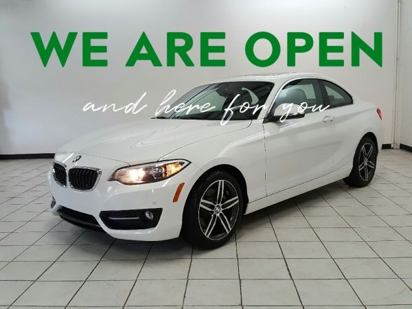 2017 BMW 2 Series in Plano, TX