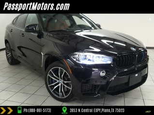 2016 Bmw X6 M For In Plano Tx