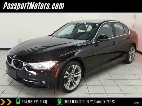 2017 BMW 3 Series in Plano, TX