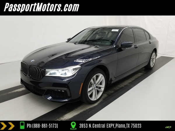 2017 BMW 7 Series in Plano, TX