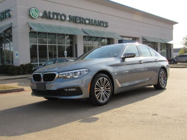 2018 BMW 5 Series in Plano, TX