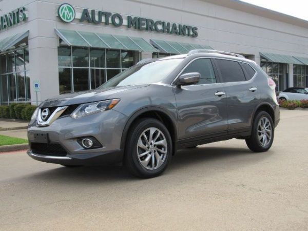 2015 Nissan Rogue in Plano, TX