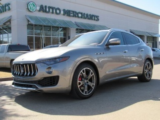 Maserati Suv For Sale Used