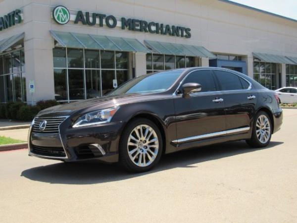 2015 Lexus LS 460 RWD $37,900 Plano, TX