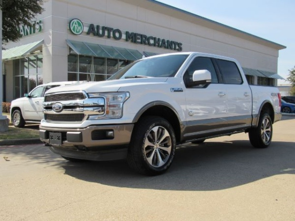 2019 Ford F-150 in Plano, TX