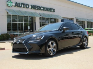 2017 Lexus Is Turbo Rwd For In Plano Tx