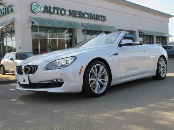 2013 BMW 6 Series in Plano, TX