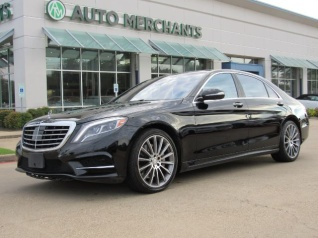 Used 2014 Mercedes Benz S Class S 550 Sedan RWD For Sale In Plano