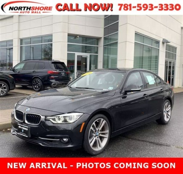 2016 BMW 3 Series in Lynn, MA