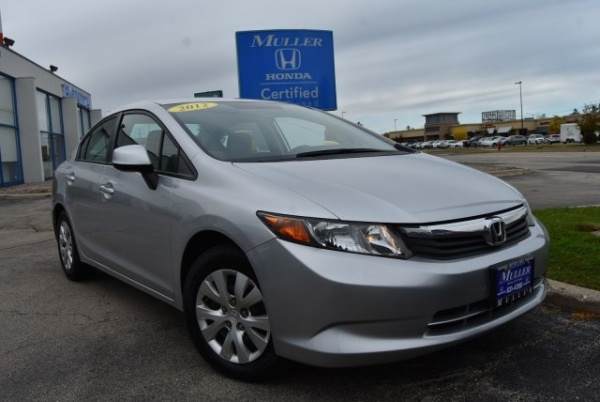 2012 Honda Civic in Highland Park, IL