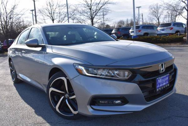 2020 Honda Accord in Highland Park, IL