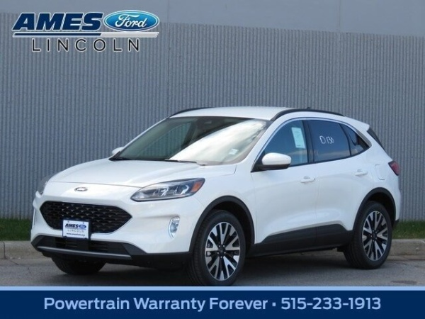 2020 Ford Escape in Ames, IA