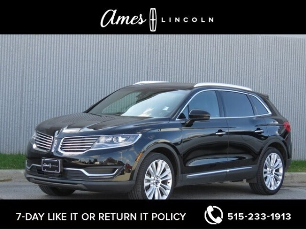 2016 Lincoln MKX in Ames, IA